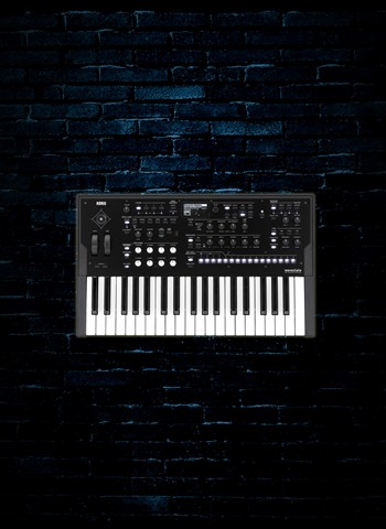 Korg monologue 25-Key Monophonic Analogue Synthesizer - Gold
