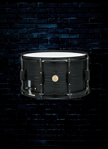 "Tama WP148BK - 8""x14"" Woodworks Snare Drum - Black Oak"