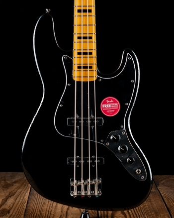 Fender Classic Vibe '70s Jazz Bass - Black