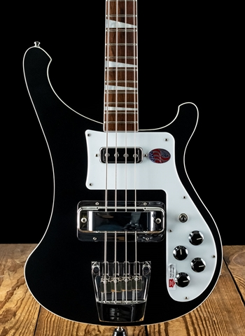 Rickenbacker Model 4003 - Matte Black