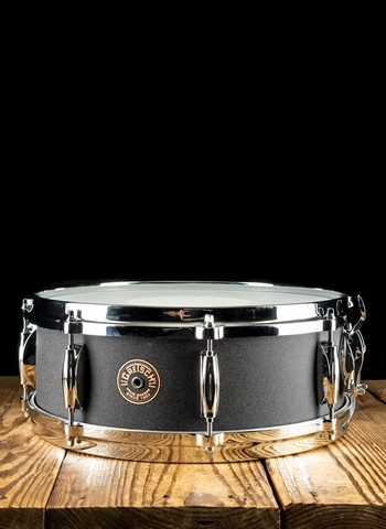 "Gretsch 5""x14"" USA Custom Snare Drum - Black Copper"