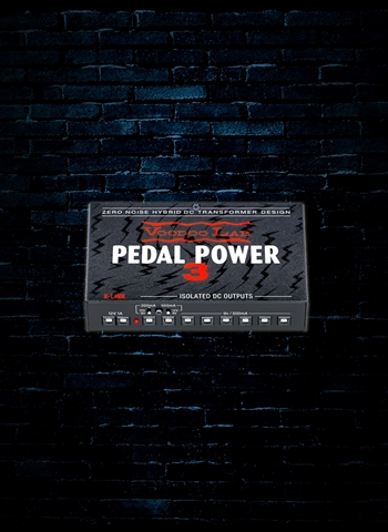 Voodoo Lab Pedal Power 3 Guitar Pedal Power Supply