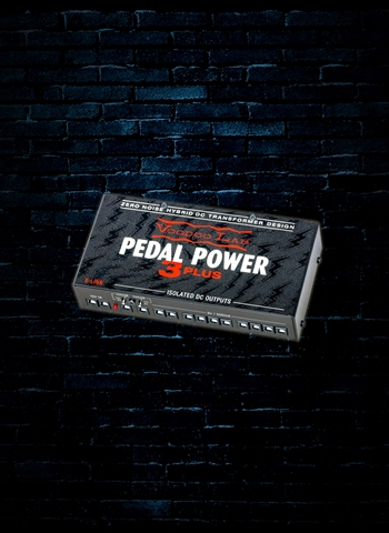 Voodoo Lab Pedal Power 3 Plus Guitar Pedal Power Supply