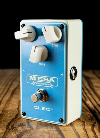 Mesa Boogie Cleo Transparent Boost/Overdrive Pedal
