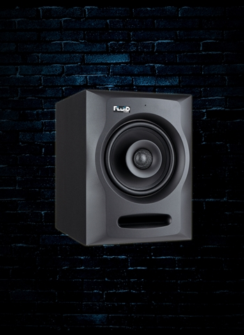 "Fluid Audio FX50 - 90 Watt 1x5"" Powered Studio Monitor"