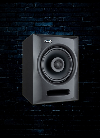 "Fluid Audio FX80 - 110 Watt 1x8"" Powered Studio Monitor"