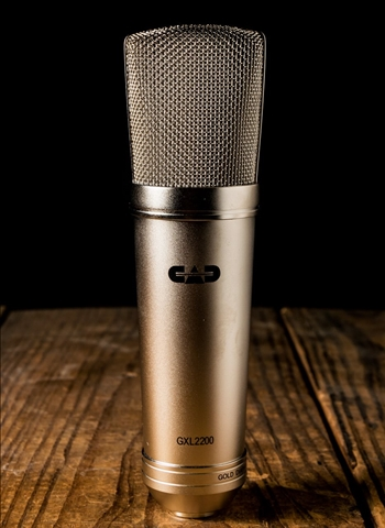 CAD GXL2200 Large Diaphragm Cardioid Condenser Microphone