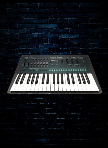 Korg KROME-88 - Limited Edition 88-Key Music Workstation - Platinum
