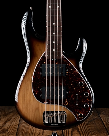 Music Man StingRay 5 Special HH - Burnt Ends