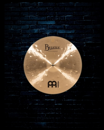 "Meinl B22ETHC - 22"" Byzance Traditional Extra Thin Hammered Crash"