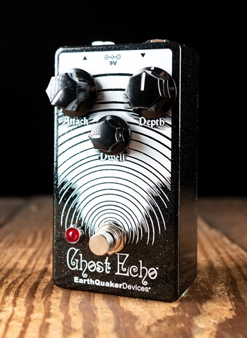 EarthQuaker Devices Ghost Echo V3 Vintage Voiced Reverb Pedal