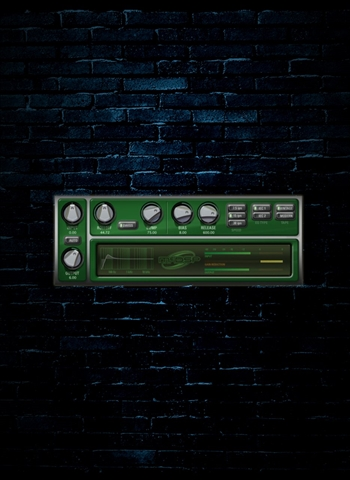 McDSP Analog Channel Modeling Plug-In