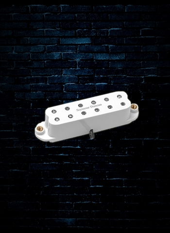 Seymour Duncan SL59-1N Little '59 Strat Neck Pickup - White