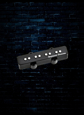 Seymour Duncan STK-J2N Hot Stack Jazz Bass Neck Pickup - Black