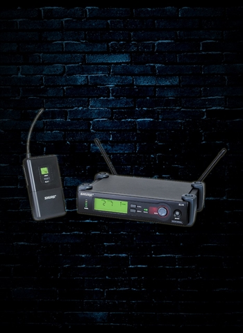 Shure SLX14 Wireless Instrument System
