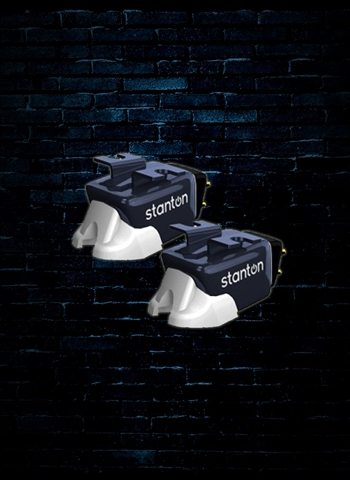 Stanton 500.V3 - DJ Cartridge (Twin Pack)