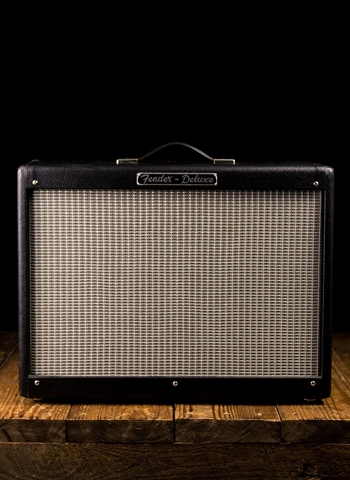 "Fender Hot Rod Deluxe 112 - 80 Watt 1x12"" Guitar Cabinet - Black"