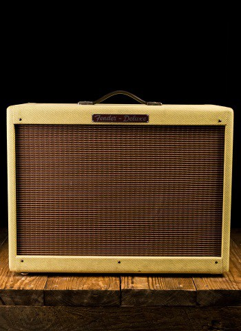 "Fender Hot Rod Deluxe 112 - 80 Watt 1x12"" Guitar Cabinet - Tweed"