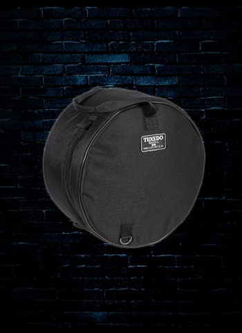 "Humes and Berg TX478 - 6.5""x14"" Tuxedo Snare Drum Bag"