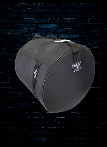 "Humes and Berg TX488 - 8""x8"" Tuxedo Tom Drum Bag"