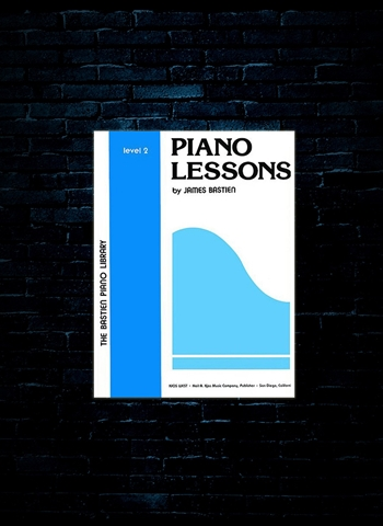 Bastien Piano Lessons Level 2