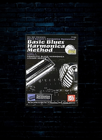 Basic Blues Harmonica Method