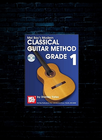 Classical Guitar Method Grade 1 w/CD