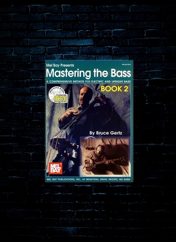 Mastering The Bass Book 2