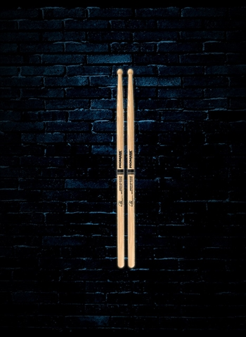 Promark TX707W Hickory 707 Simon Phillips Wood Tip Drumsticks