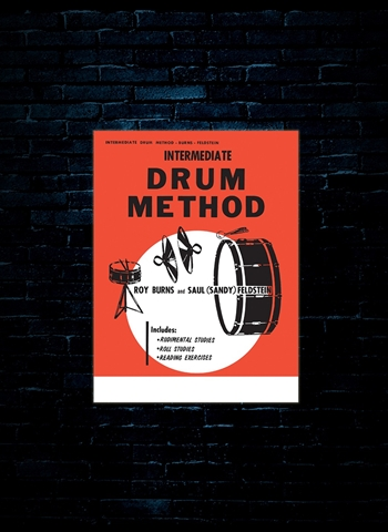 Intermediate Drum Method (Roy Burns)