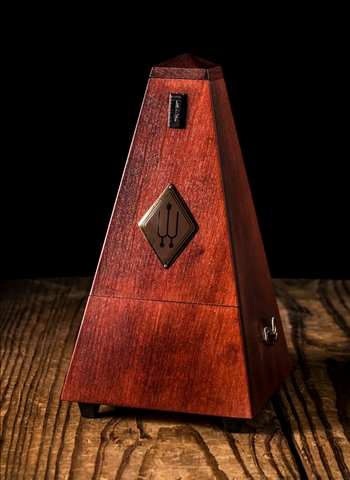 Wittner 801M Traditional Metronome - Mahogany