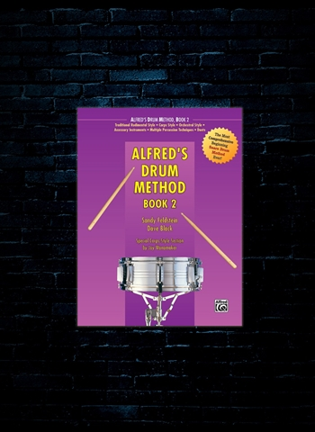Alfreds Drum Meth Book 2