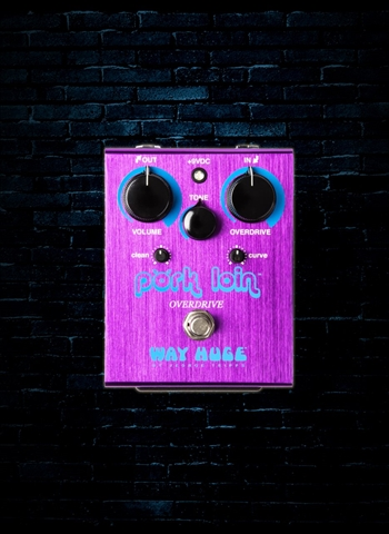 Way Huge WHE201 Pork Loin Overdrive Pedal